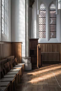 Kapel vlerick Gent
